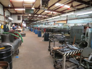 Screw Machine Building
